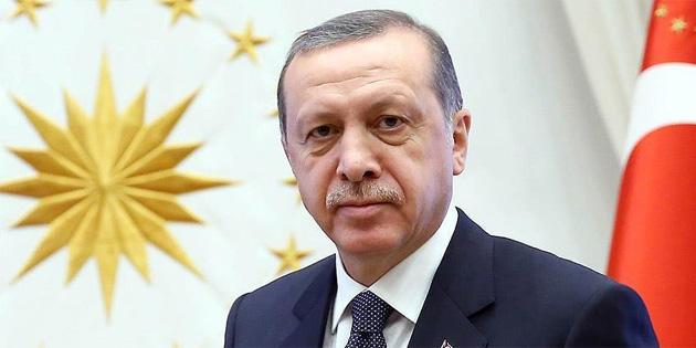 Cumhurbaşkanı Erdoğan'dan Sunay'ı anma mesajı