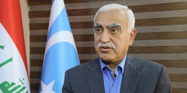 Türkmenler, Kerkük yerel yönetiminin değiştirilmesini istiyor