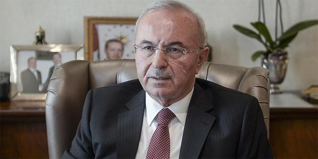 Eski Adalet Bakanlığı Müsteşarı Erdem'in iddiasına yalanlama