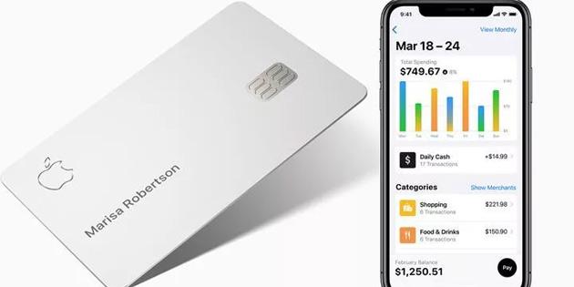 Apple Card, ABD'nin ardından ilk olarak Kanada'da kullanıma sunulacak