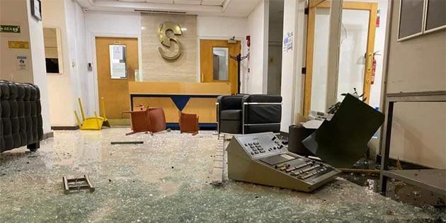 """""""DİAS"""" Şirketler Grubu binasına saldırıda iki tutuklu daha"""