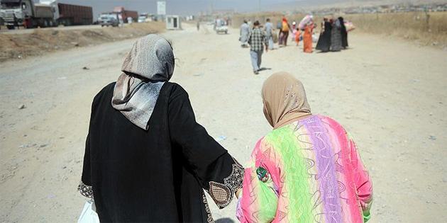 BM Telaferli sivillerin güvenliğinden endişe duyuyor