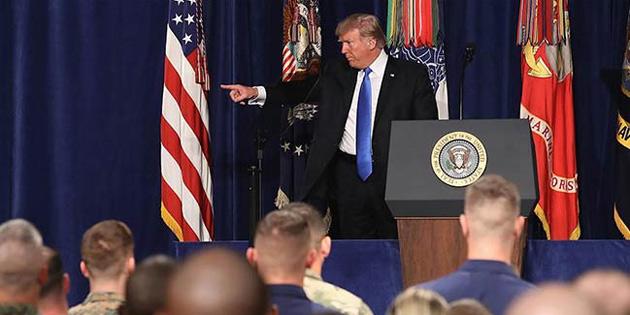 Yeni Afganistan stratejisini açıkladı