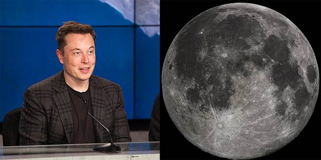 Elon Musk, Ay yolculuklarının sanal gerçeklikle canlı yayınlanacağını açıkladı