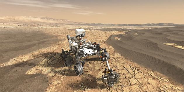 Mars 2020'nin iniş yeri açıklandı