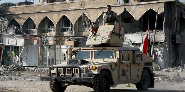Musul'un doğusu DEAŞ'tan geri alındı