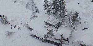 İtalya'daki çığ felaketinde ölü sayısı 7'ye yükseldi