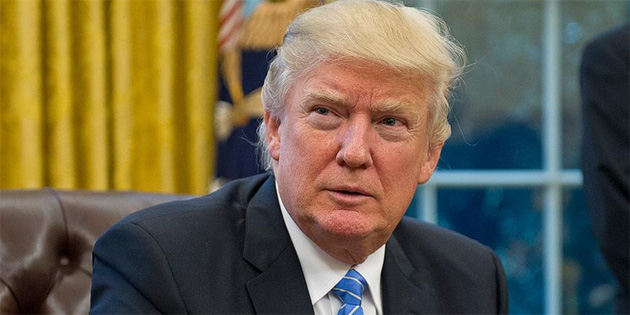 Trump'a ilk dava hazırlığı