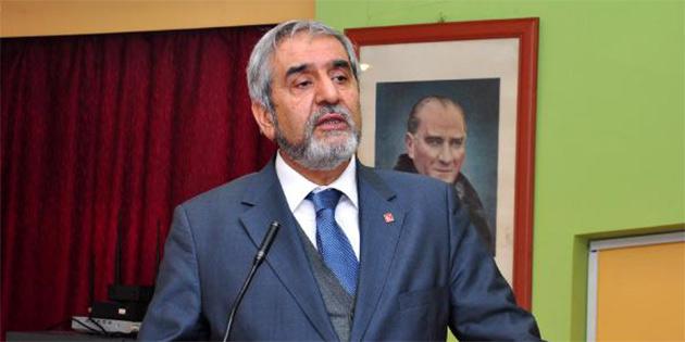 """ÖZTEK: """"KIBRIS'TA İKİ DEVLET VARDIR, BUNDAN ÖTESİ YOKTUR"""""""