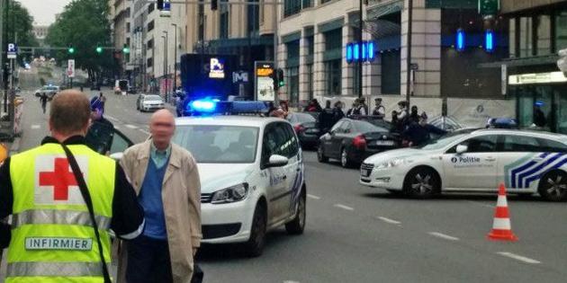 Brüksel polisi alarmda