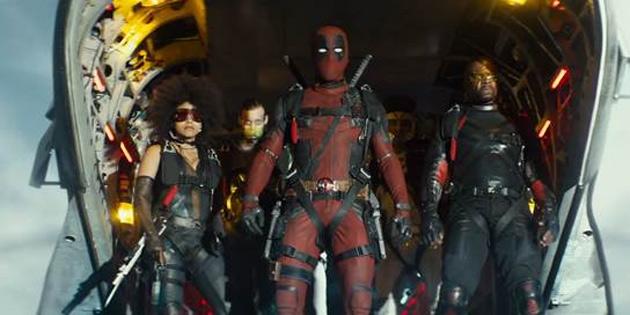 Deadpool 2 fragmanı yayınlandı