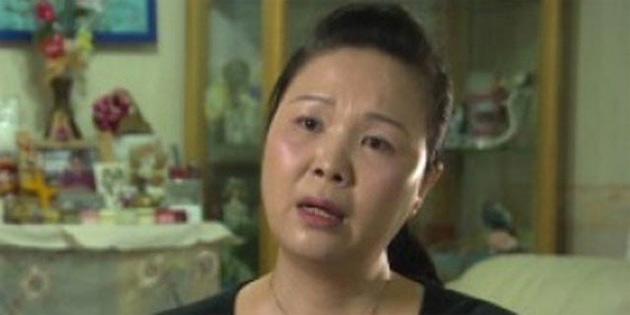 Hong-Kong'lu anne Eva-Wu ölen oğlunu elmasa çevirdi