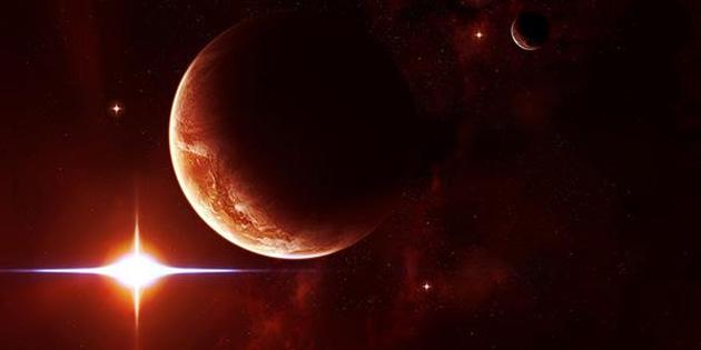 Kırmızı cüce yıldızdan gelen garip sinyaller açıklandı!