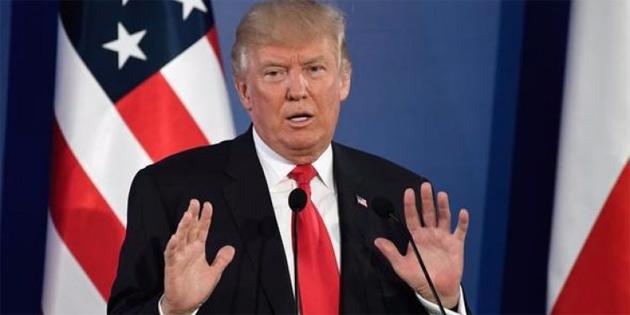 Trump`tan yeni Kuzey Kore çıkışı