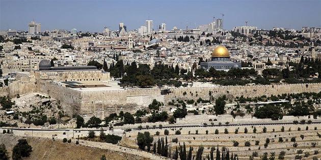 """""""Bütün halkımızın Kudüs'ü ziyaret etmesini arzu ediyoruz"""""""
