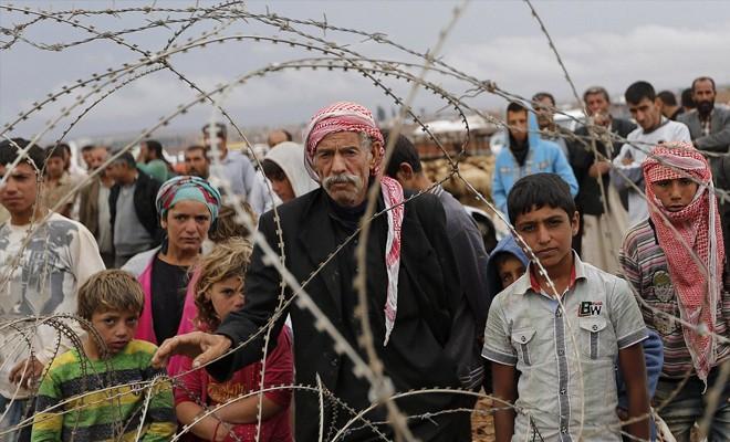 18 mülteci KKTC'den güneye geçmeye çalıştı