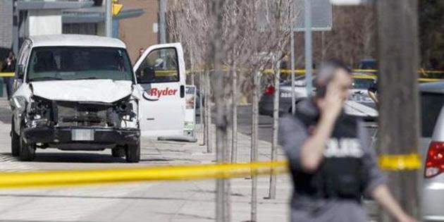 Toronto'daki saldırıda ölü sayısı 10'a yükseldi