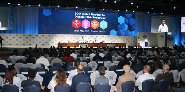 'Afet Risk Azaltma Küresel Platformu' başladı