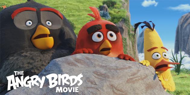 Angry Birds'ün ikinci filmi çekiliyor!