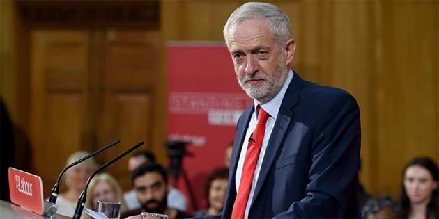 İngiltere'nin ana muhalefet partisinden Filistin'e destek