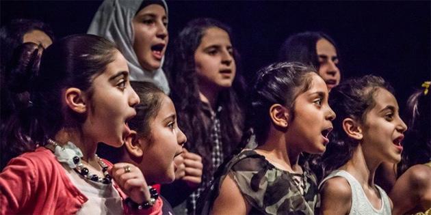 Kanada'daki Suriyeli çocuklar korosu'na ABD'den vize engeli