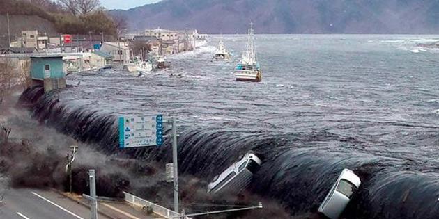 Tsunaminin sebebi belli oldu!