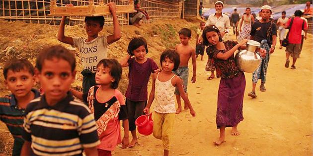 BM'den Arakanlı Müslümanlara yardım çağrısı