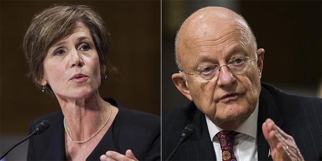 Obama döneminin iki eski yetkilisi Rusya soruşturmasında ifade verecek