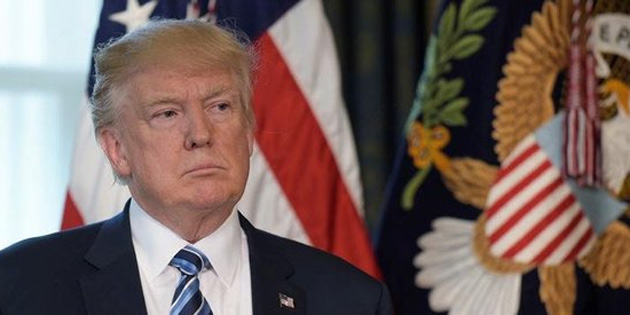 """Trump'tan 24 Nisan açıklaması: """"Büyük felaket"""""""