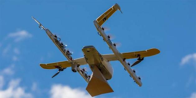 Google, drone ile teslimat için ABD'de gerekli onayları aldı