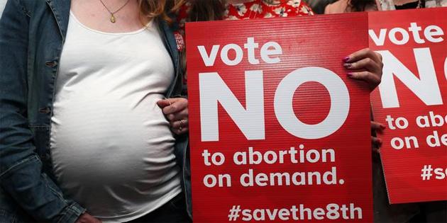 irlanda'da kürtaj referandumu