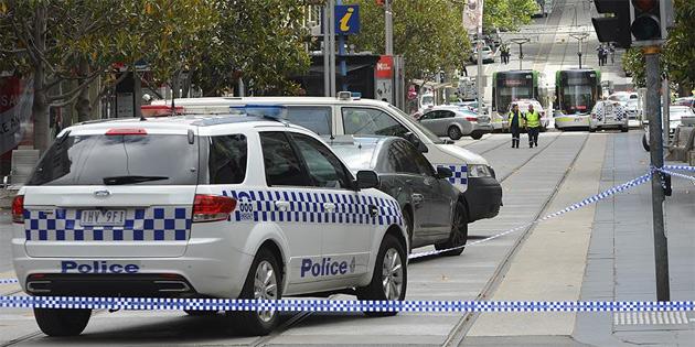 Melbourne'da araçlı saldırı tedirginliği artıyor