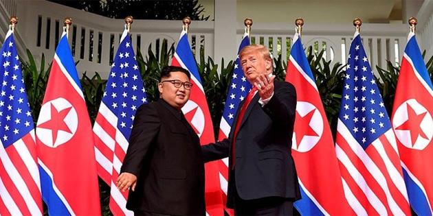 Trump-Kim zirvesine 16,3 milyon dolar harcanmış