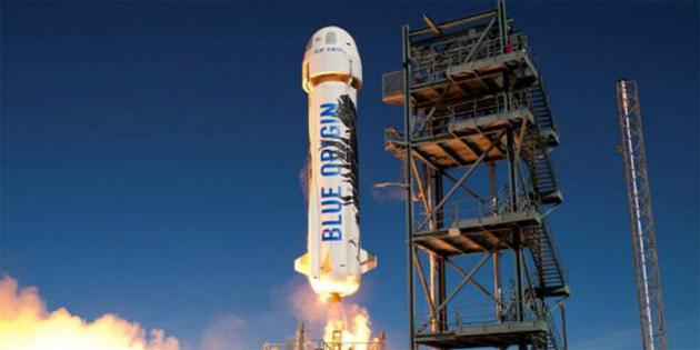 Blue Origin yörünge altı uçuşlara gelecek yıl başlıyor