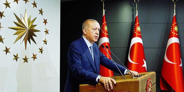 TÜRKİYE 'DEVAM' DEDİ
