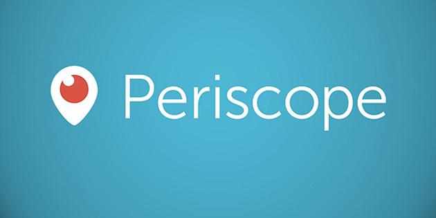 Periscope yay�nlar�n� art�k daha h�zl� ke�fedip izleyeceksiniz