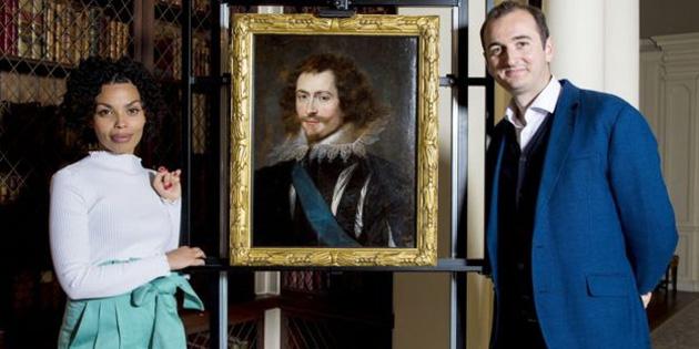 Portre, kaybolduktan 400 yıl sonra bulundu