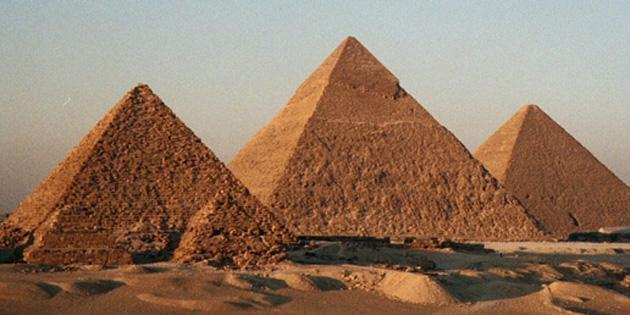 Mısır piramitlerinin sırrı sonunda çözüldü!