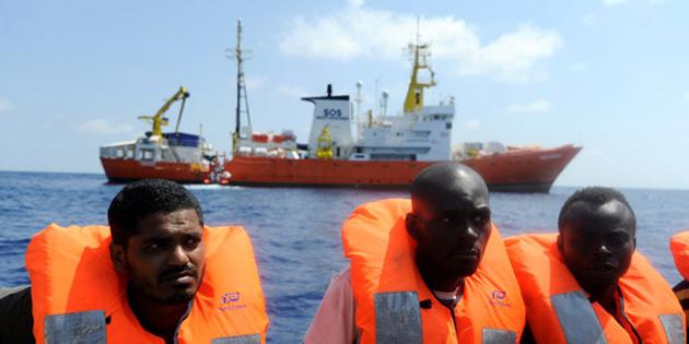 Fransa Aquarıus gemisini kabul etmeyecek