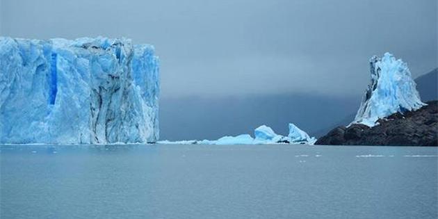 Dünyanın En Büyük Buz Tarlaları Erimeye Başladı