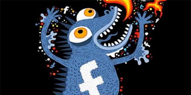 'Facebook ve Google, bir tehdittir'