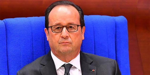 Hollande'a 'Filistin Devleti'ni tanı' çağrısı