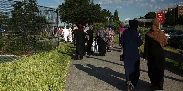 ABD'deki Müslümanlar Trump'a rağmen gelecekten umutlu