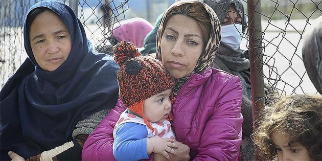 AB sığınmacıları yerleştiremedi