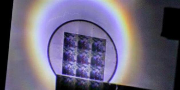 Holograma giden yolda yeni adım!