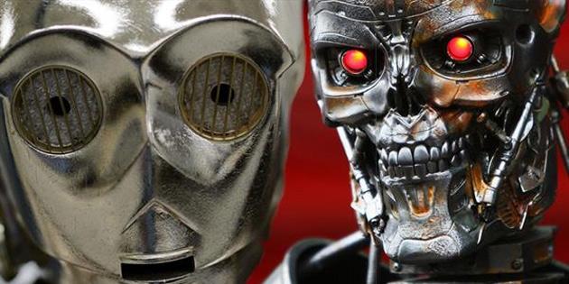 Korkutucu Derecede Güçlü Robotlar İnsanoğlunun Varlığını Tehdit Ediyor!