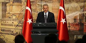 ''Hi�bir ter�r �rg�t� T�rkiye Cumhuriyetini esir alamaz''