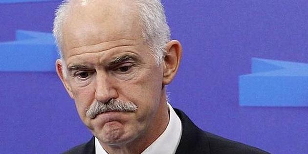 EDEK ile Papandreu arasındaki tartışma sürüyor