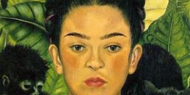Frida Kahlo'nun kaşlarını aldılar!