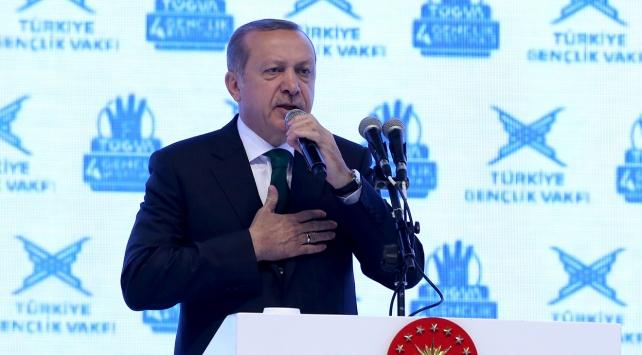 Cumhurbaşkanı Erdoğan: Modern Lawrenceler aynı şeyi yapıyor